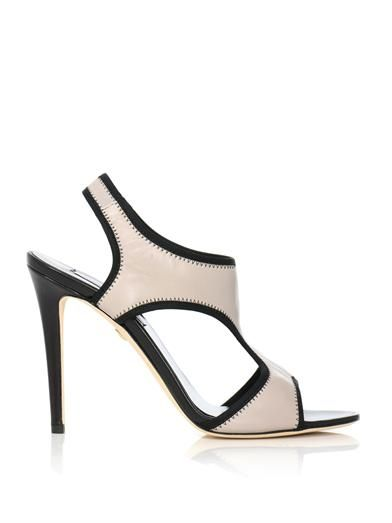 Diane Von Furstenberg Urban sandals from matchesfashion.com $391