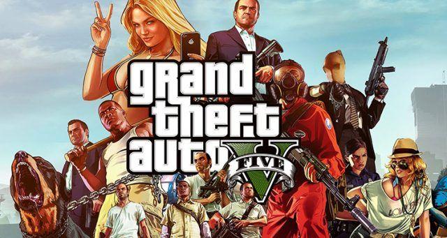 GTA 5 Full Torrent