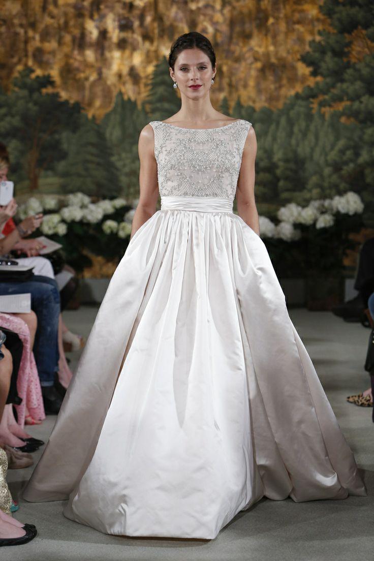 "Anne Barge Wedding Dresses Spring 2015 ""Star"""