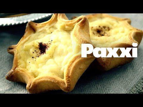 (46) Λυχναράκια: τα γλυκά Κρητικά καλιτσούνια του Πάσχα - Paxxi E72 - YouTube
