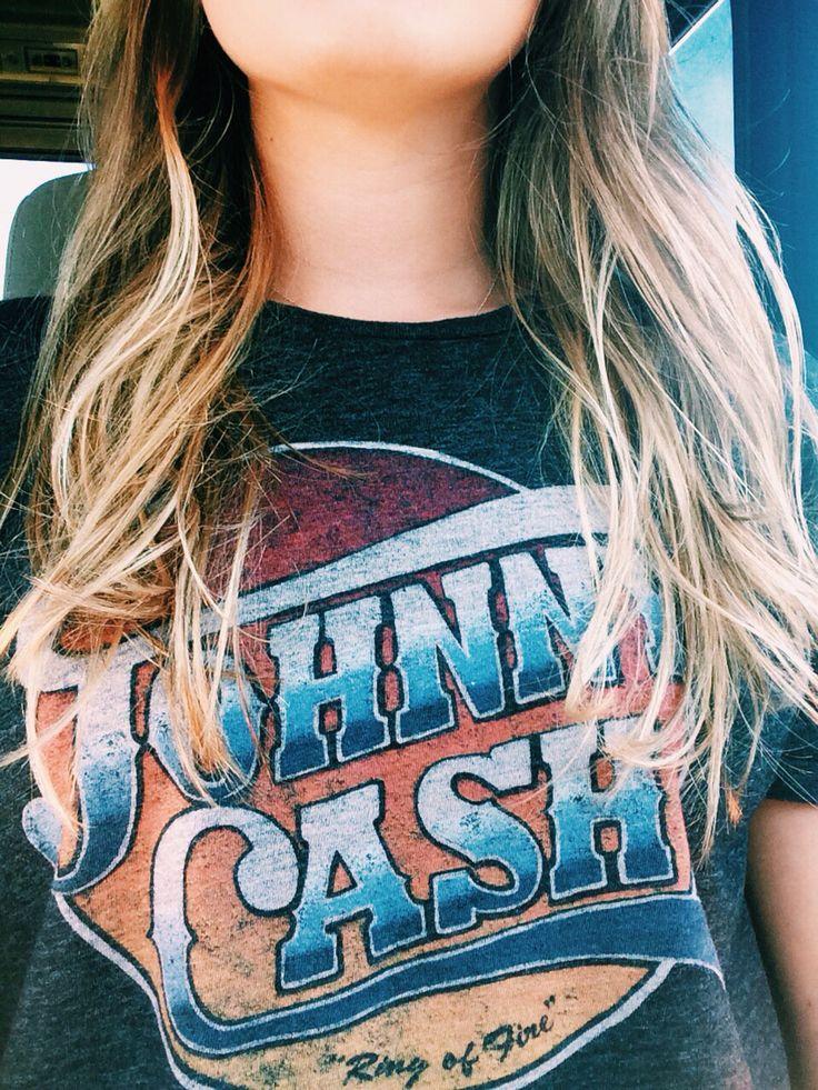 Johnny Cash T-shirt