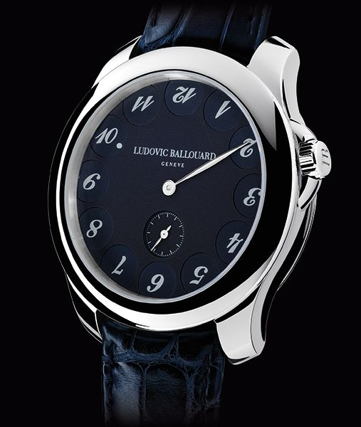 Ludovic Ballouard Upside Down Titanium Hand Wound  Available at Cellini Jewelers