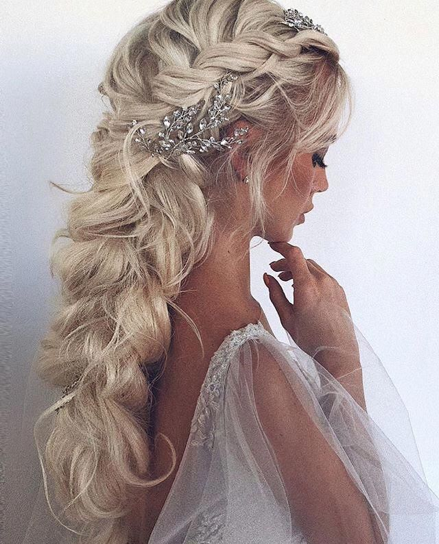 promhair Long hair styles, Thick hair styles, Wedding