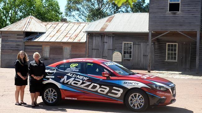 Mazda 3 ad