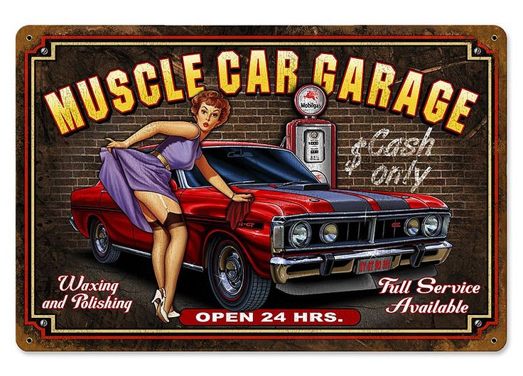 Best Classic Car Quotes Images On Pinterest Vintage Metal