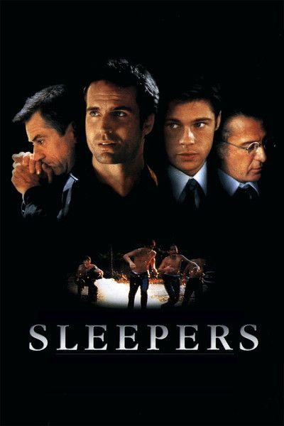 Sleepers Movie: A prank that goes horribly wrong with devastating consequences... who would have imagined how the lives of 4 boys would change that hot summer day.  Also raise the burning question on the need for revenge.