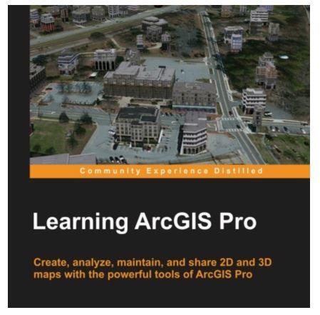 Ready to learn how to use #ArcGIS Pro? Check out this new book! http://arcg.is/1ZfJMUr #apps