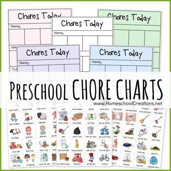 Best  Chore Charts For Older Kids Ideas On   Chore