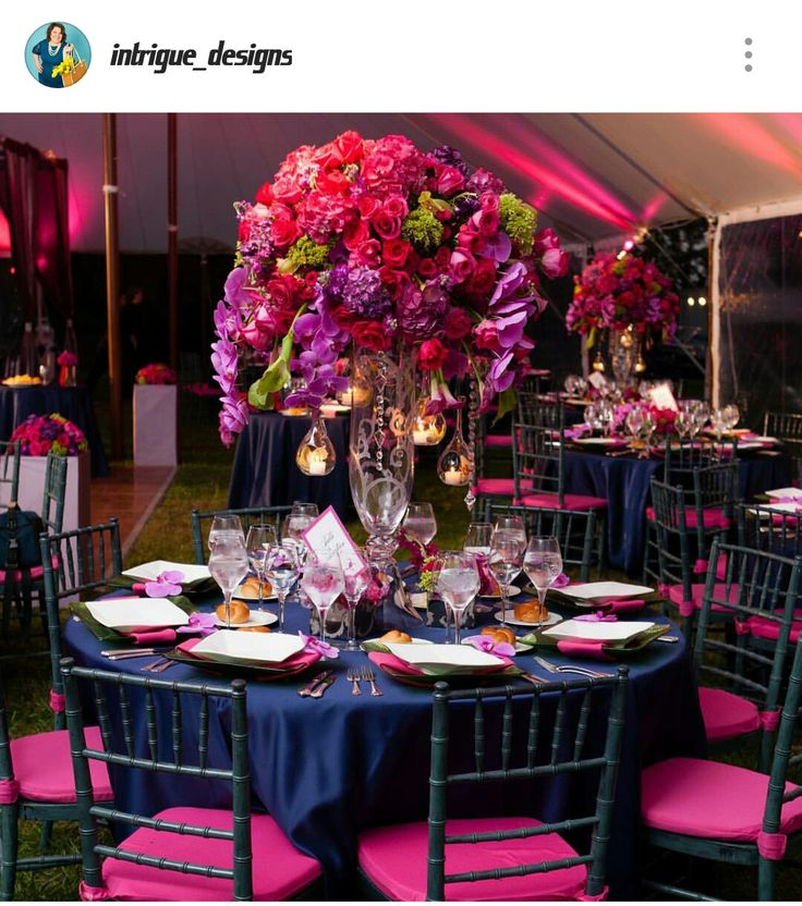 4127 best wedding centerpieces table decor images on pinterest magenta wedding wedding colors wedding flowers wedding ceiling wedding reception centerpieces wedding tables wedding decor reception ideas wedding junglespirit