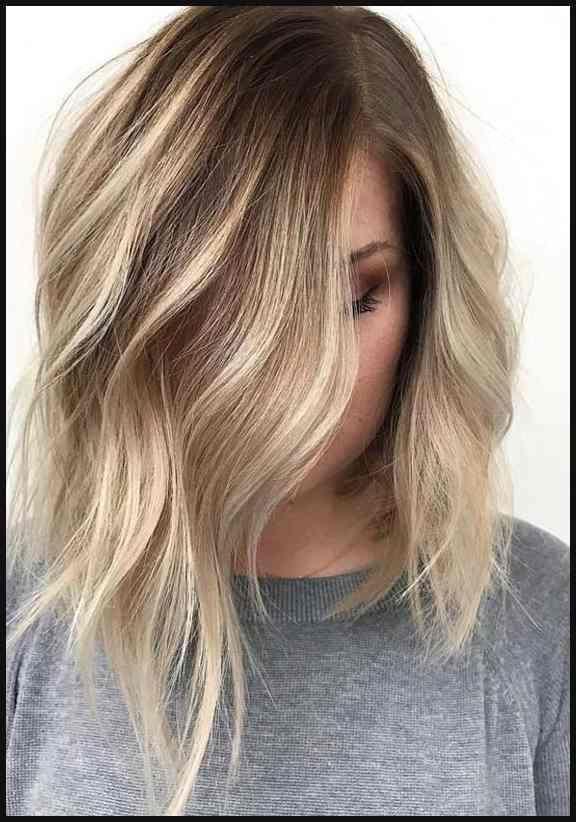 44 Schöne Ideen von Balayage Haarfarben 2018 für…