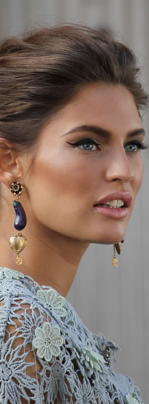 LOOKandLOVEwithLOLO: D&G:Bianca Balti