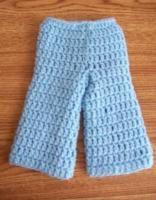 "Song Sung Blue - 18"" doll; Image intense - Free Original Patterns - Crochetville"
