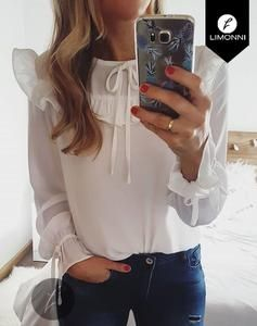 Blusas para mujer Limonni Bennett LI1151 Casuales