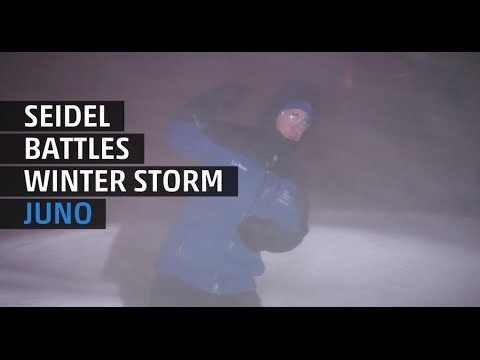 (adsbygoogle = window.adsbygoogle || []).push();       (adsbygoogle = window.adsbygoogle || []).push();   Not only did Mike Seidel battle near hurricane force wind during Winter Storm Juno, he also witnessed a storm surge along the coast. Watch more 'It's Amazing... #Weather #videos