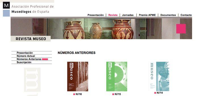 Asociación profesional de Museólogos de España