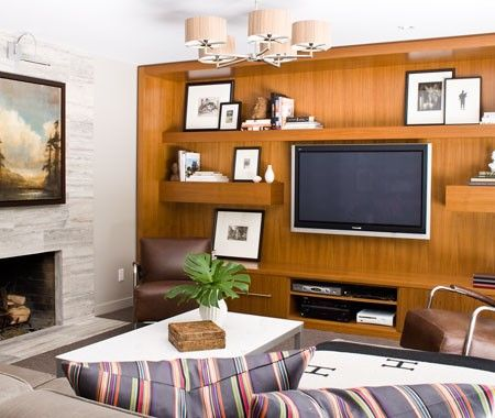 How To Hang A Flat-Panel Television | House & Home