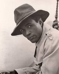 Calvin Lockhart. Before Harry Belafonte, Sidney Poitier, Denzel Washington, there was Calvin Lockhart. A well trained actor whose performances inspired.
