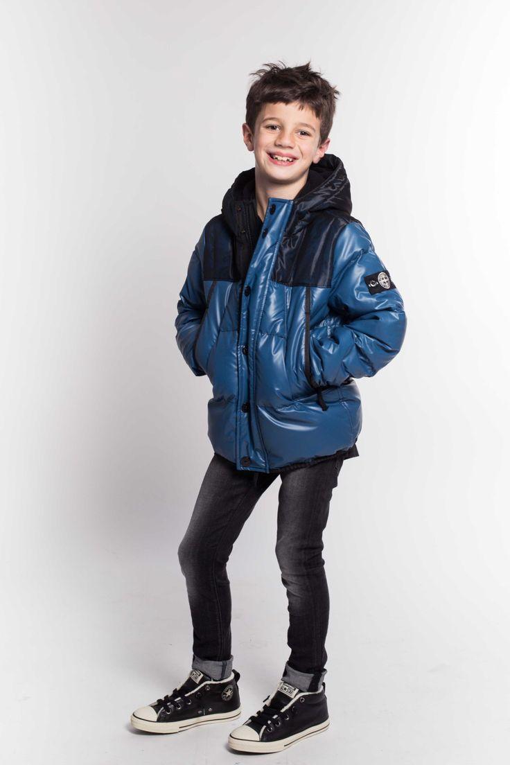 Ice jack voor 30% korting! op=op! Super warme jas met een gave afwerking!