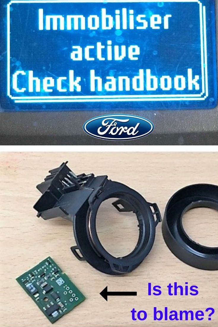 Ford Transit Custom Won T Start Ford Transit Transit Custom Spare Car Key