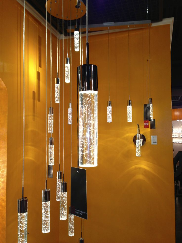 The Fizz LED Pendant By ET2 Dallas Lighting Market Favorites Pinterest