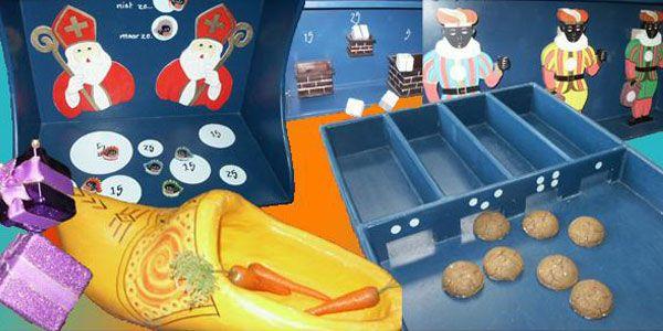 Sinterklaas spellenset 8 complete spelletjes met een zeer fraaie uitstraling: Pepernoot sjoelen, kleefbal gooien, knikkerbak, cadeautjes werpen, ringgooien om cadeautjes, wortel werpen, staf verplaatsen en pietjes werpen. Plaatsingsruimte: 15 m2 Prijs op aanvraag.