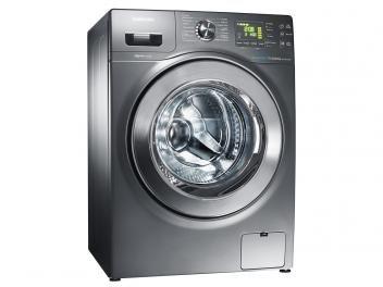Lava e Seca Samsung WD106UHSAGD 10,1Kg Inox - Eco Bubble 8 Programas de Lavagem