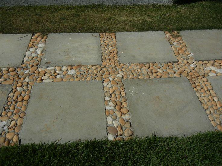 pedra jardim caminho:Caminho de Pedras