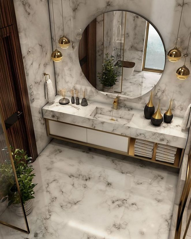 19+ Best Modern Bathroom Design Ideas 2019