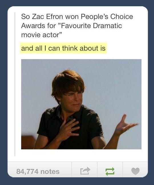 Favorite dramatic movie actor…