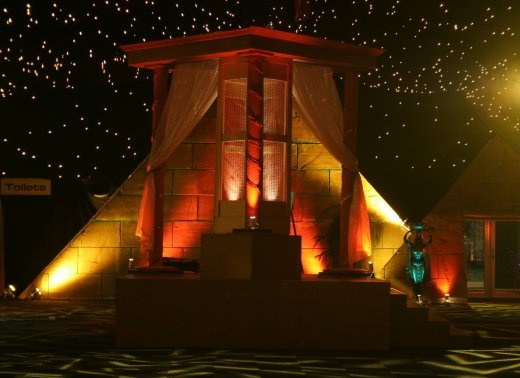Egyptian theme hire – party / event theming | Freestyle