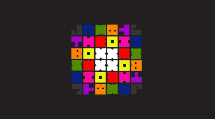 Jam the boxLogo / Brand Design
