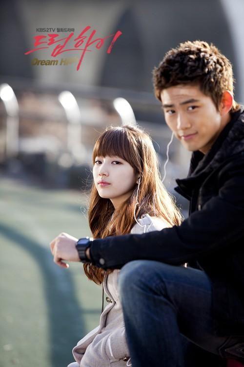 """Dream High"" - Bae Suzy and Ok Taecyeon | Korean Dramas ..."