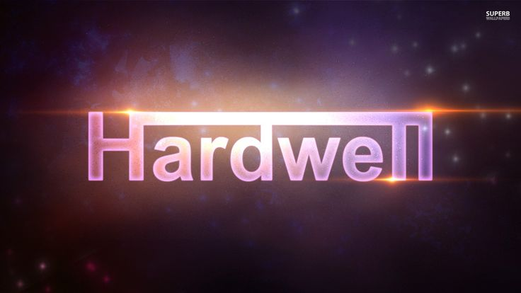 Hardwell Logo Desktop Wallpaper | Places to Visit ...