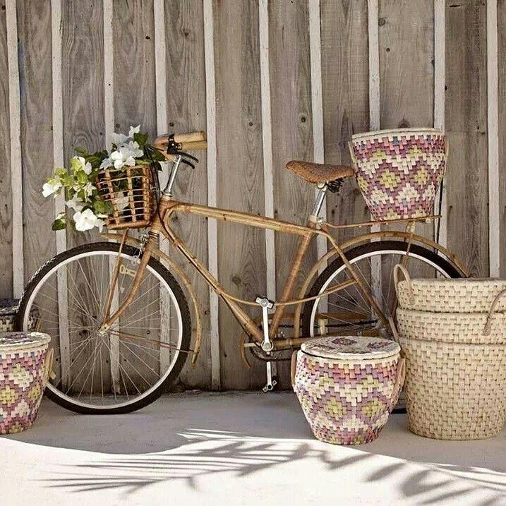 Berühmt Vintage Draht Fahrradkörbe Fotos - Elektrische ...