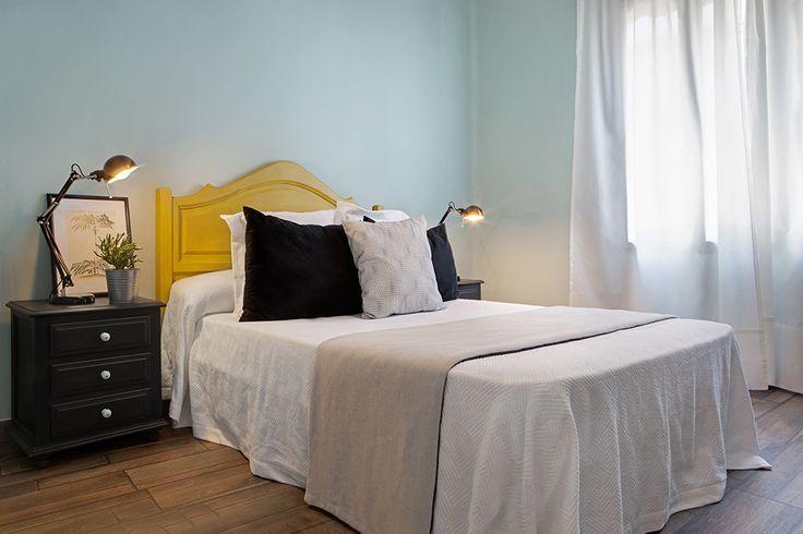 Cuatro habitaciones, cuatro estilos - AD España, © Airbnb