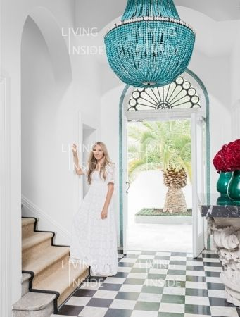 Collette Dinnigan - CELEBRITIES - Editorial Features - Photographers Agency: Interior Design, Lifestyle, Food, Gardens, Houses – Living Inside LTD