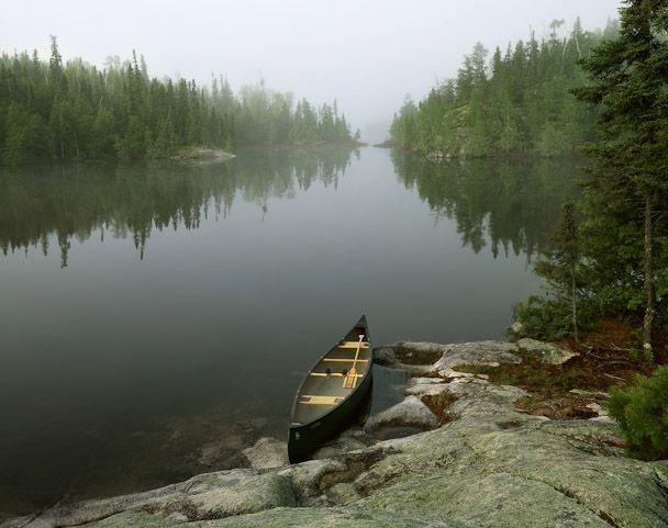 Boundary Waters Canoe Area, Ely Minnesota