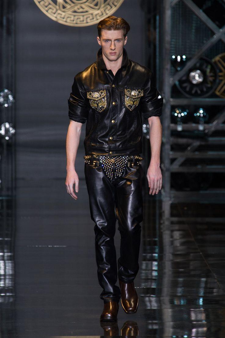 Versace Men 2015 Spring Summer: 17 Best Images About VERSACE On Pinterest