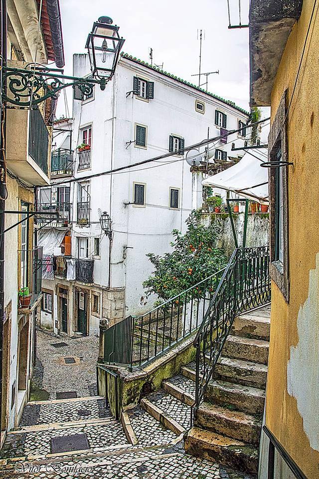 Alfama. Lisboa. Vitor Bonifacio