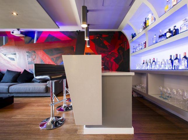 17 mejores ideas sobre bar de sala de juegos en pinterest for Barra de bar exterior