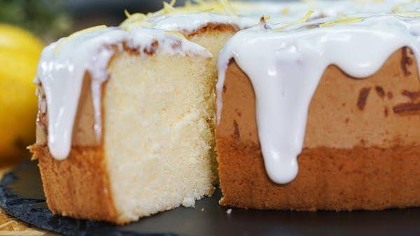 Kue Chiffon Lemon Resep Resep Di 2020 Kue Chiffon Resep Biskuit Makanan