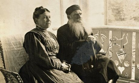 "Leo and Sofia Tolstoy ""I know in my heart that this story is directed against me,"" wrote Leo Tolstoy's wife, Sofia, of his controversial novella The Kreutzer Sonata. ""It has done me a great wrong, humiliated me in the eyes of the world and destroyed the last vestiges of love between us."""