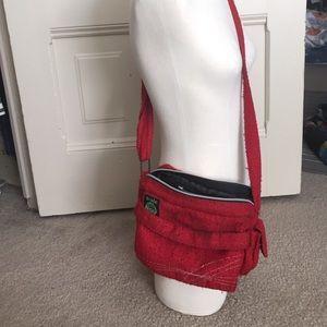 Dime Bags Handbags - Hemp Dime Bags Red Purse. Offers welcomed !