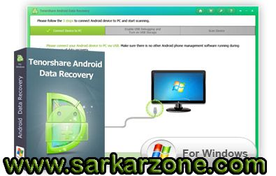 Tenorshare Android Data Recovery 4.2 crack & Serial Key 2015 latest update