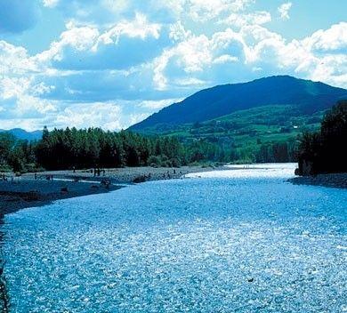 fiume trebbiaa