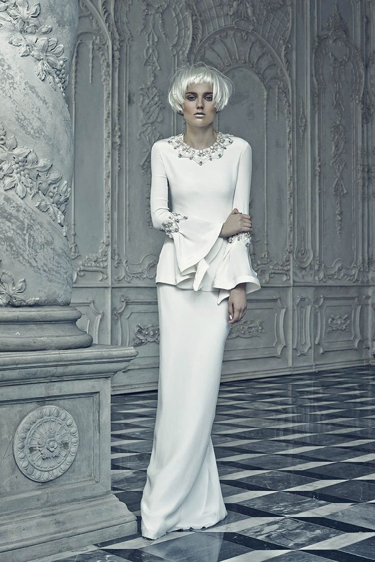 Nurita Harith Bridal Opulence Collection | Nina