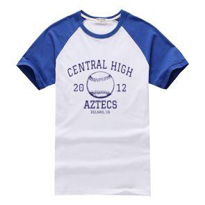 オリジナルtシャツ デザイン 半袖 メンズ ラグラン 野球T チーム向け 激安通販 - Ink CMYK