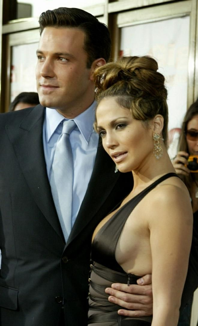 Ben Affleck ♥ Jennifer Lopez