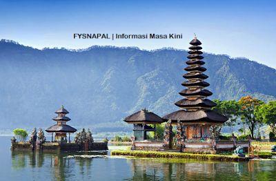 Tempat Wisata Danau Bratan Bedugul Bali
