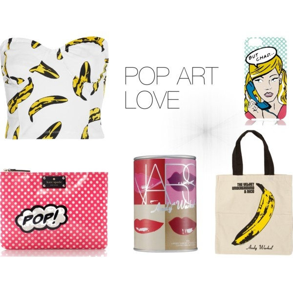 Pop Art Love